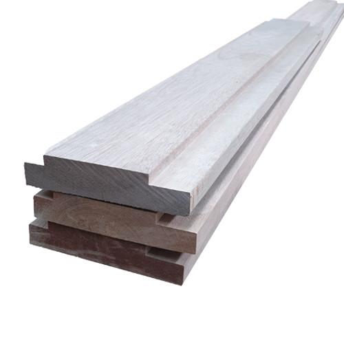 Canterbury Timber Buy Timber Online  Maple Meranti Solid Door Jamb Set Double Rebate 185 x 42 MJS20050