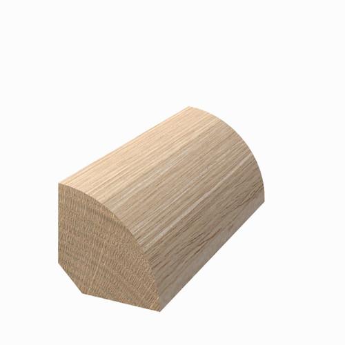 Canterbury Timber Porta Moulding Tasmanian Oak Quad 2.4m