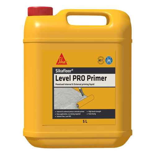 Canterbury Timber Buy Timber Online  SIka Sikafloor® Level Pro Primer Synthetic Pre-Mixed Primer 5L 480874