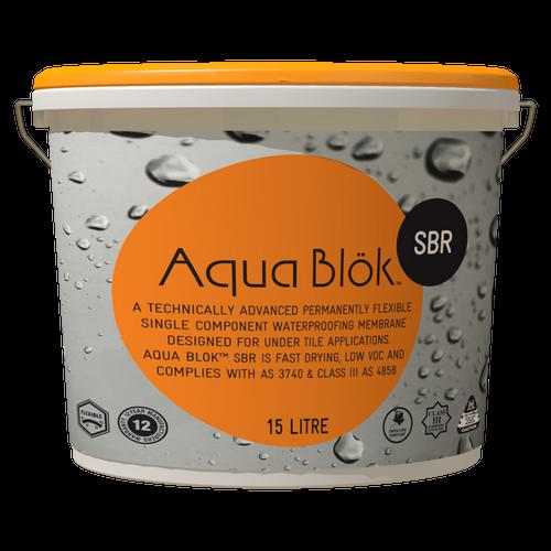 Canterbury Timber Buy Timber Online  Sika Aqua-Blok®  SBR Waterproof Grey 15ltr 500735