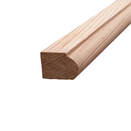 Canterbury Timber Cedar Stop  Bead 18 x 12mm