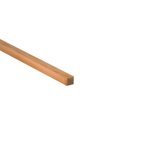 Canterbury Timber Cedar Sash Joinery Bead Cedar 8 x 8mm