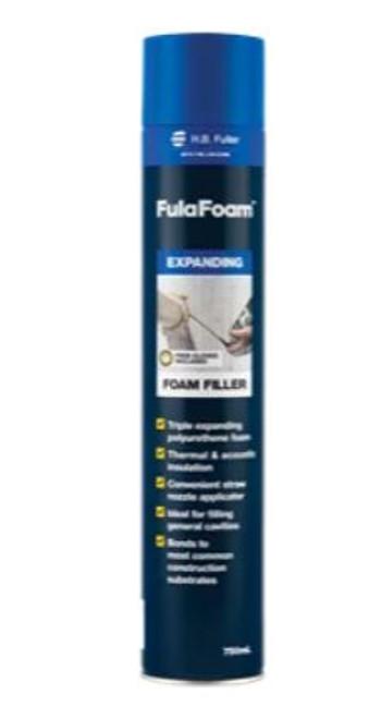 Canterbury Timber FulaFoam Triple Expanding Foam Filler 300ml
