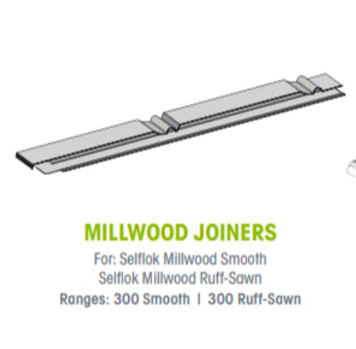 Buy Weathertex Selflok Millwood 300mm Joiner - Pack Of 25 Online at Canterbury Timber