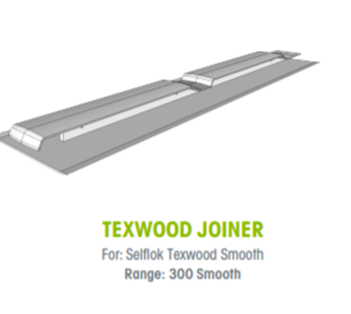 Buy Weathertex Selflok Texwood Smooth 300mm Joiner Online at Canterbury Timber