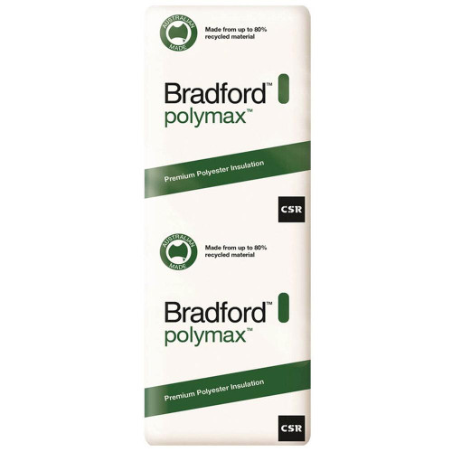 Buy Bradford  Polymax Insulation Wall Batts 1160 x 430 - R1.5 - 16 Pack Online at Canterbury Timber