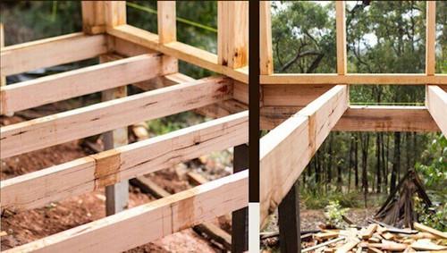 Canterbury Timber Online  HARDWOOD F17 KD 190 x 45
