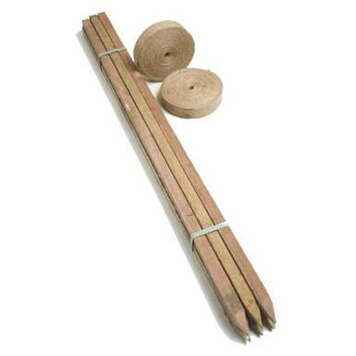 Buy Hardwood Stake 50mm x 50mm Online at Canterbury Timber and Building Supplies