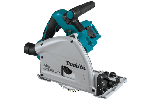 "Makita 18Vx2 Mobile Brushless 165mm (6-1/2"") Plunge Cut Saw"