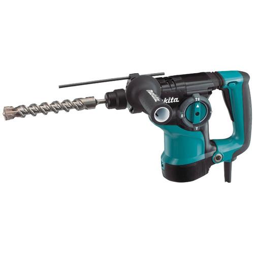Makita 800W 28mm Rotary Hammer Drill