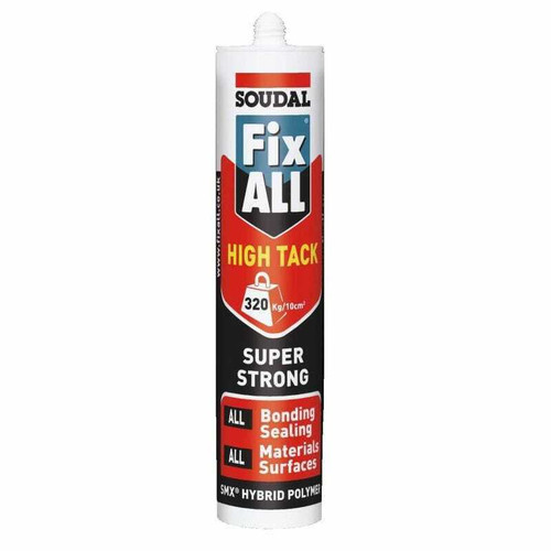 Buy Soudal Fix All High Tack Sealant 290ml at Canterbury Timbers