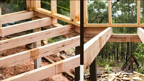 Canterbury Timber Online  HARDWOOD F17 KD 290 x 45