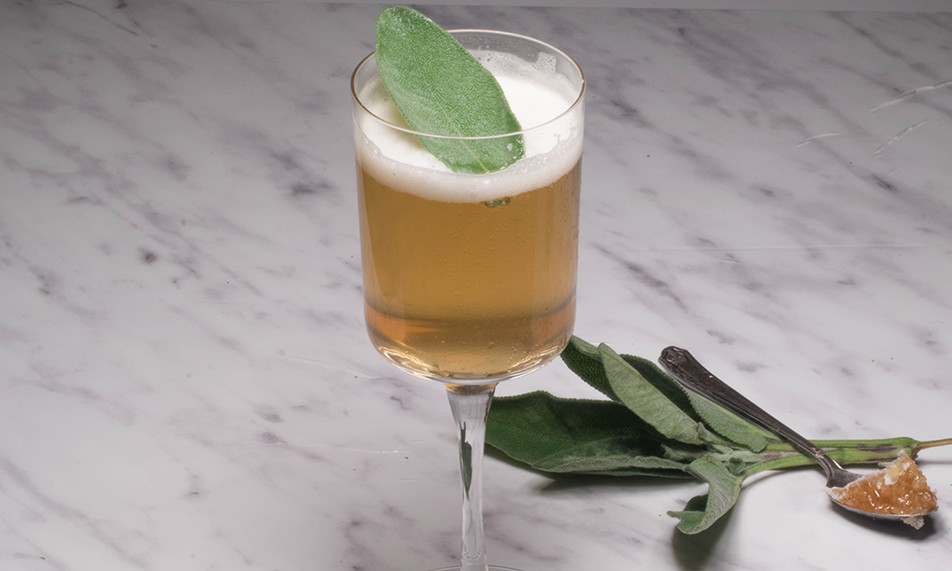 Your Daily Dose of ACV – In a Moreish Champagne Cocktail