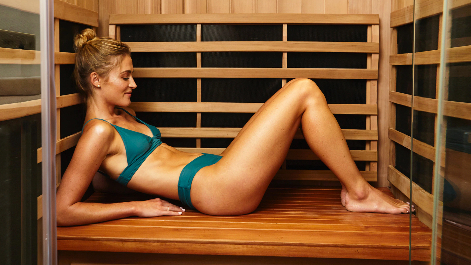 Book an Infrared Sauna Session