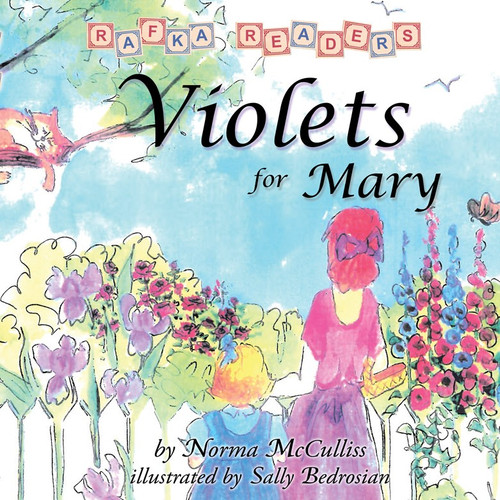 Violets for Mary