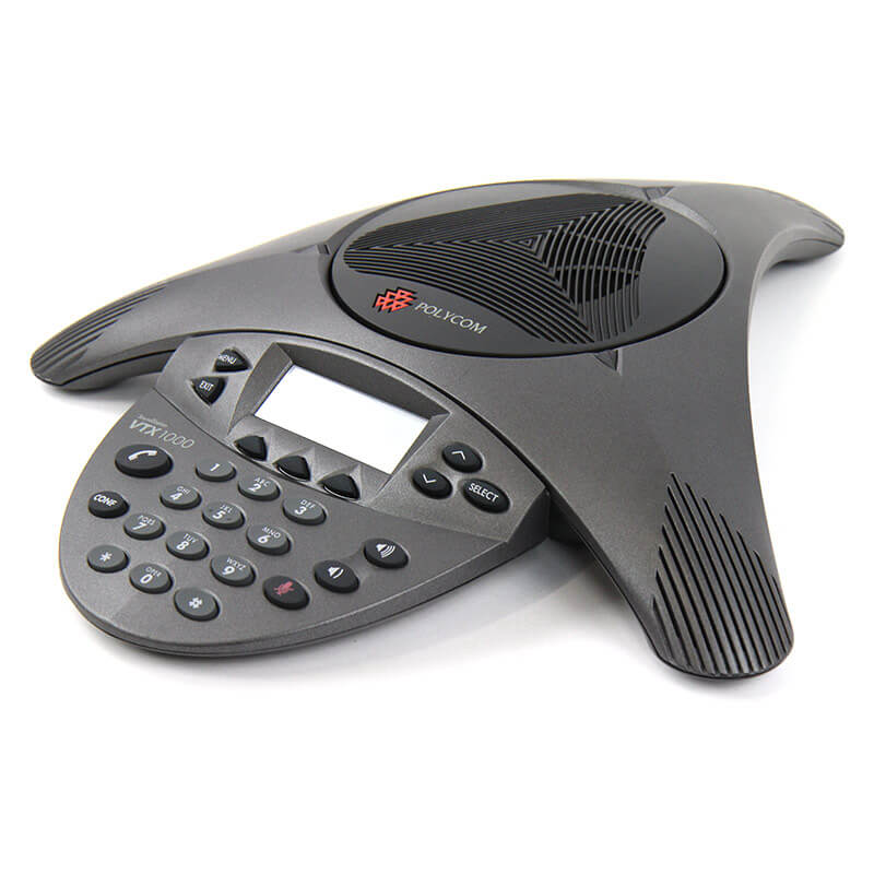 Polycom SoundStation VTX 1000 Bundle (2200-07142-001)