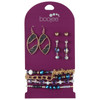 Blues Tonight Bracelet & Earring Set