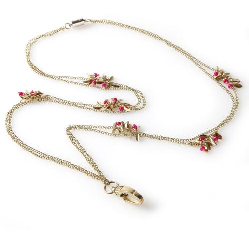 Rowan Chain Lanyard