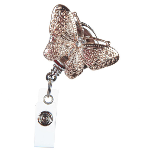 Butterfly Badge Reel