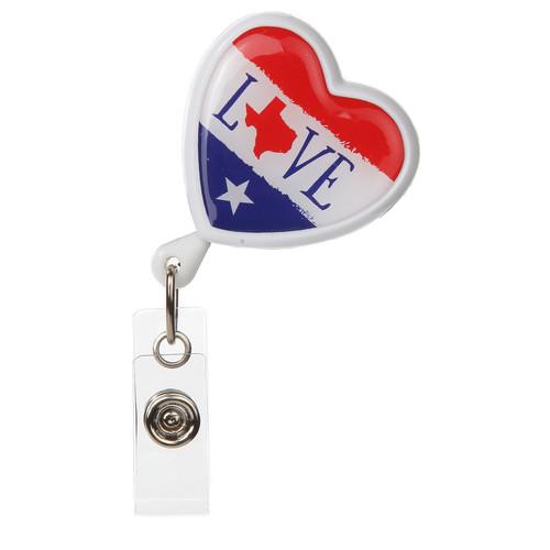 Texas Badge Reel