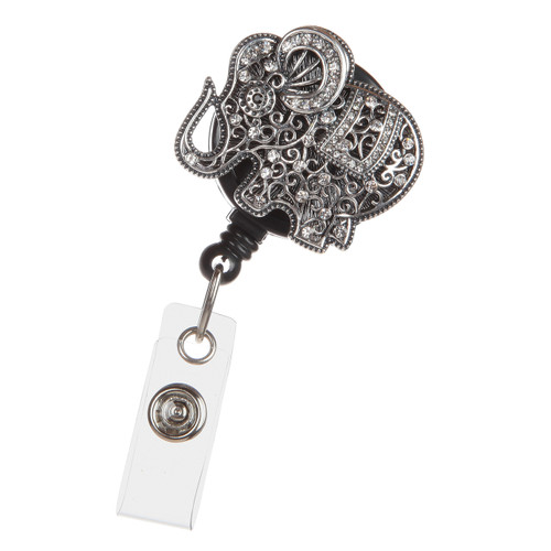 Elephant Badge Reel