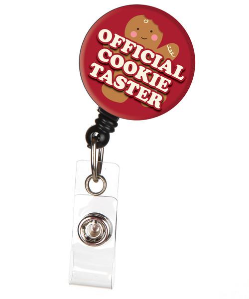 Cookie Taster Badge Reel