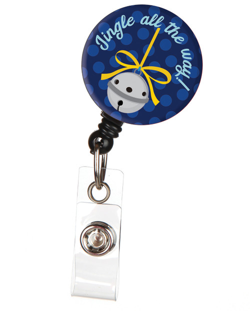 Jingle All the Way Badge Reel