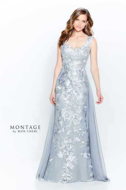 Full Lace Crystal Detail Gown