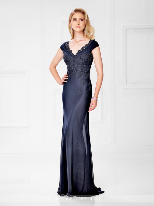 Embroider Bodice Gown