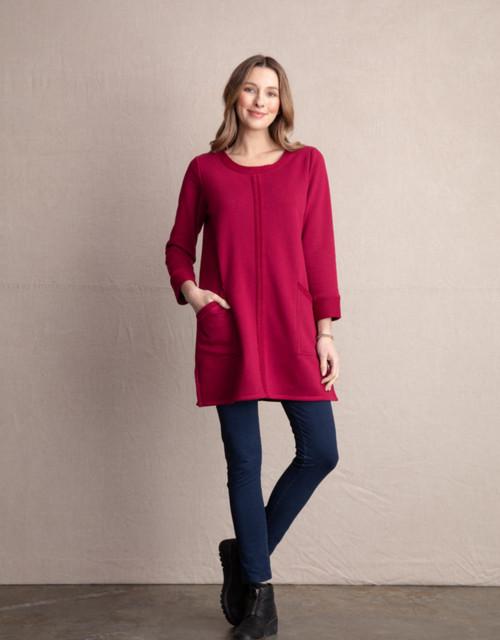 Hnycb Try Trim Pocket Dress