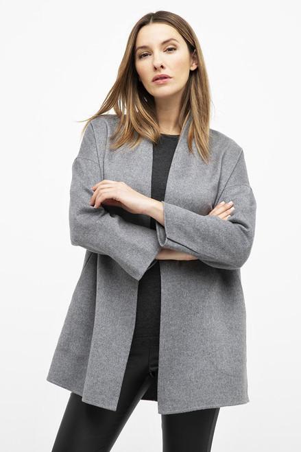 L.w Open Front Coat