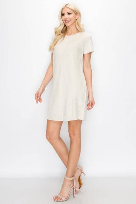 Audrey Round Neck Dress