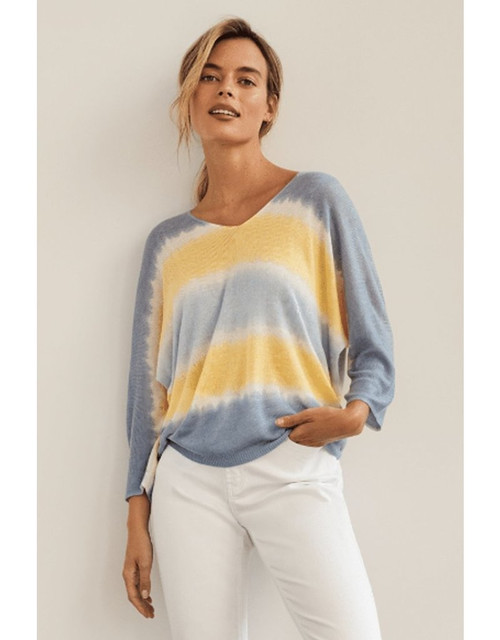 Ombre Light Weight Sweater