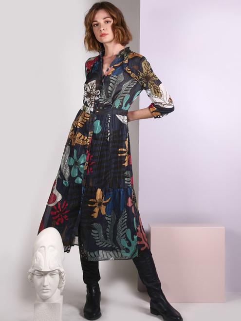 Lucera Print Dress