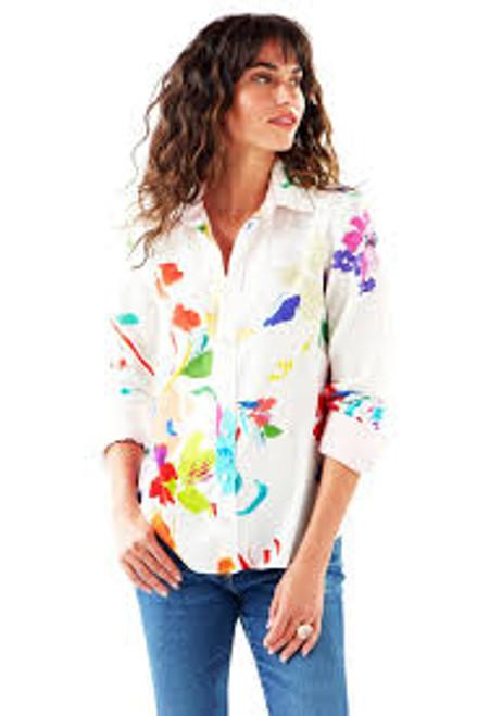 Alex Shirt Wild Floral