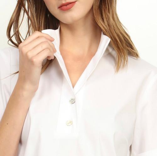 Shirt Collar Aileen Tunic