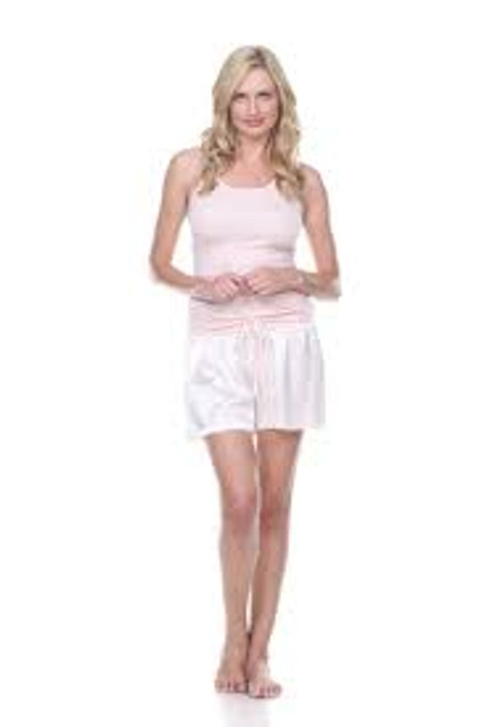 Blush Boxer Drawstring Short