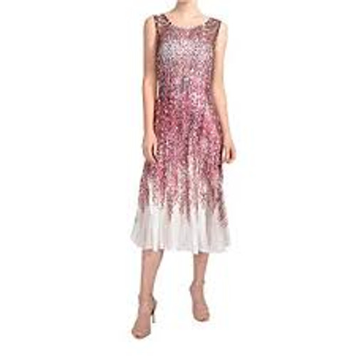 Scarlet Sleeveless Dress