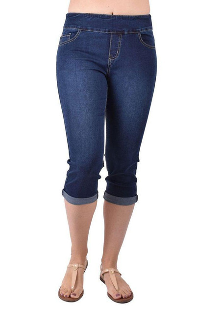 Pull on Crop Pant