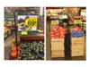 Pallet sign holder - perfect for use in retail supermarkets and  stores