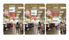 """Retract 36""""w -  Ceiling Banner System Kit"""