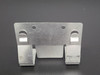 """Hot Pan Sign Clip Stainless Steel - 2.25""""w"""