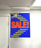 retract ladder free banner display