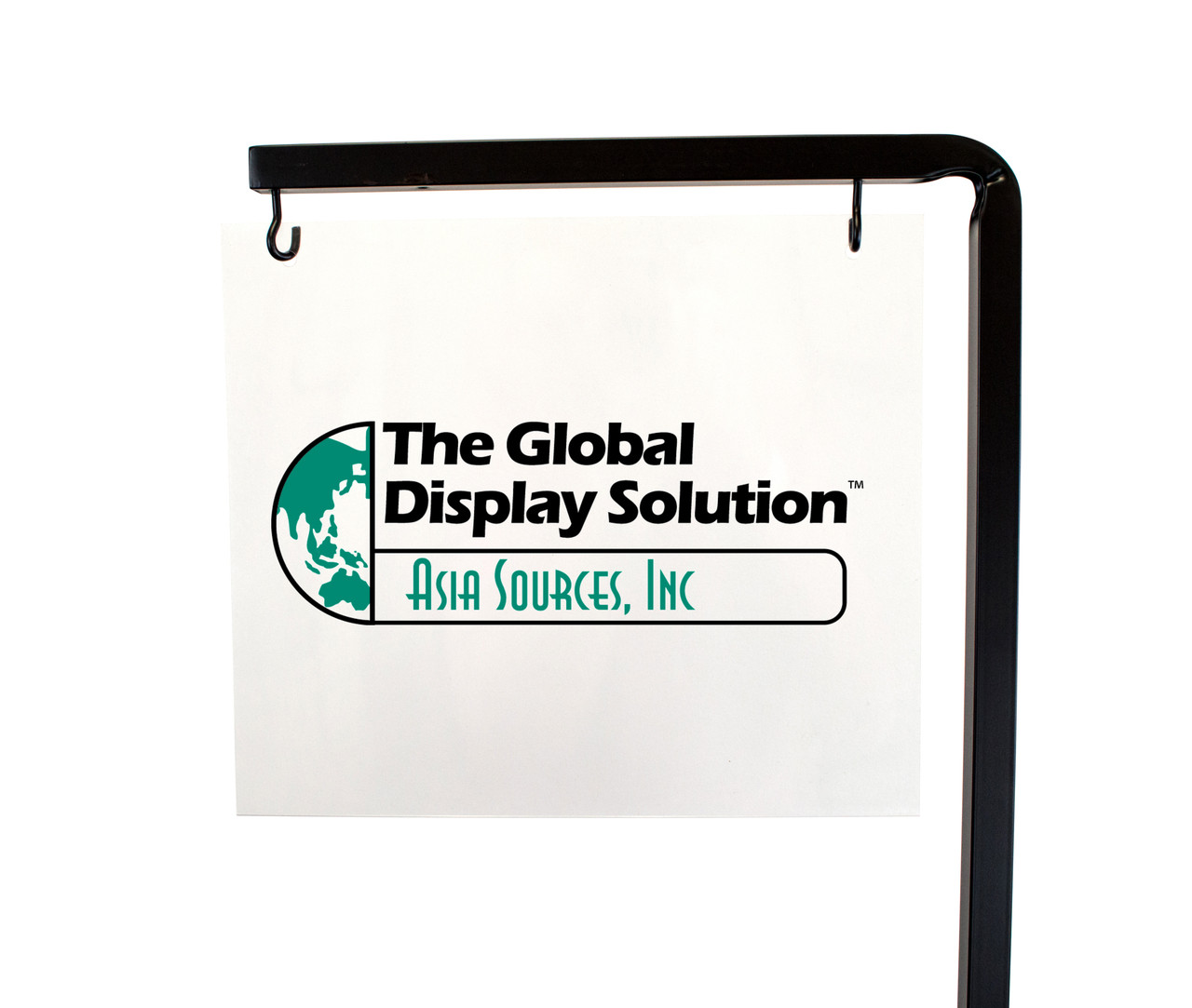 """Hanging Sign Protector - Two Holes - 14""""w x 11""""h"""