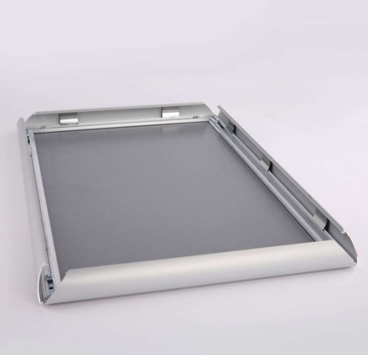 """Aluminum Snap Sign Frame - Silver - 22""""w x 28""""h 1/Pack"""