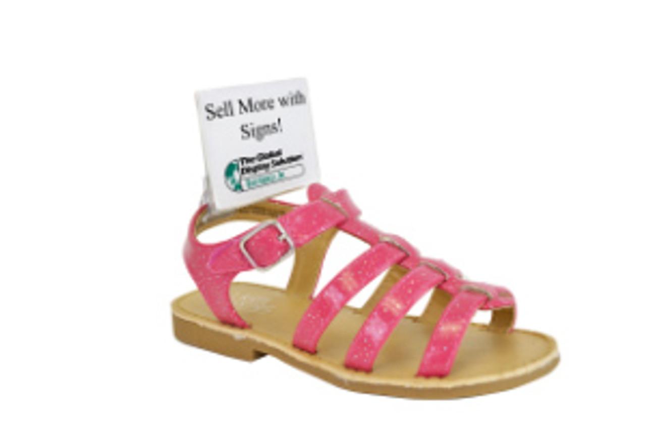 Shoe talker - Sign Holder