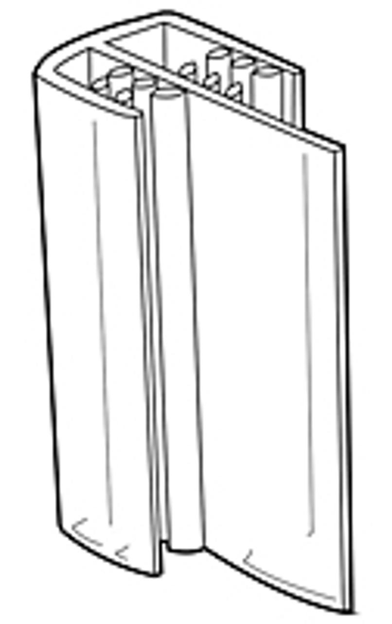Gripper Display Sign Holder 25/Pack