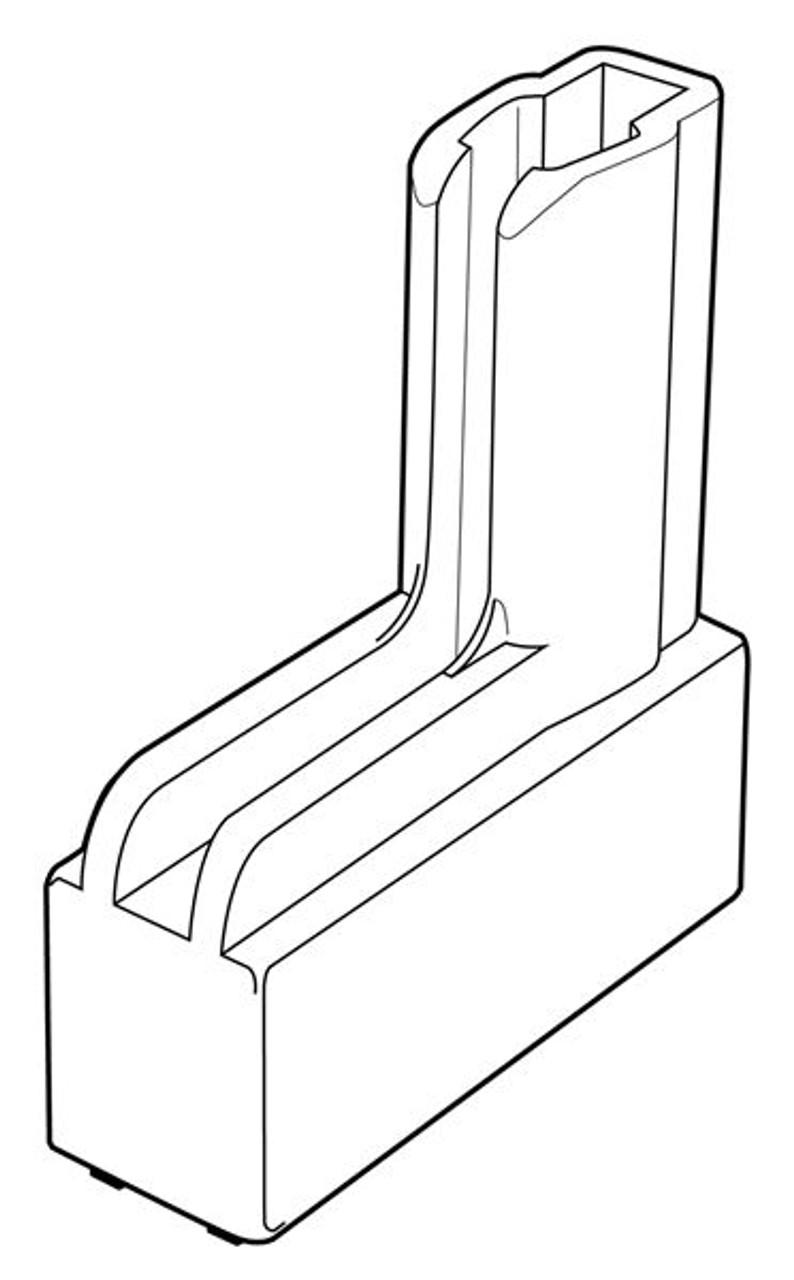 Endcap Topper Holders - Magnetic Base Boot System 10/Pack