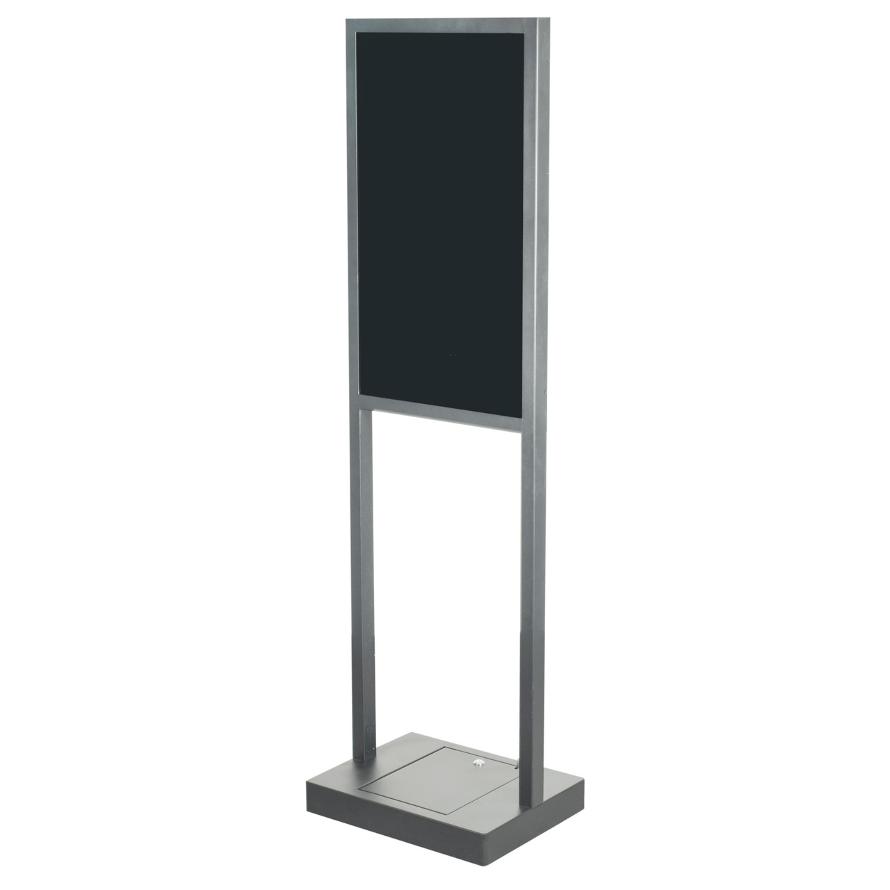 "32"" Display - Digital Poster Stand -  Battery powered"