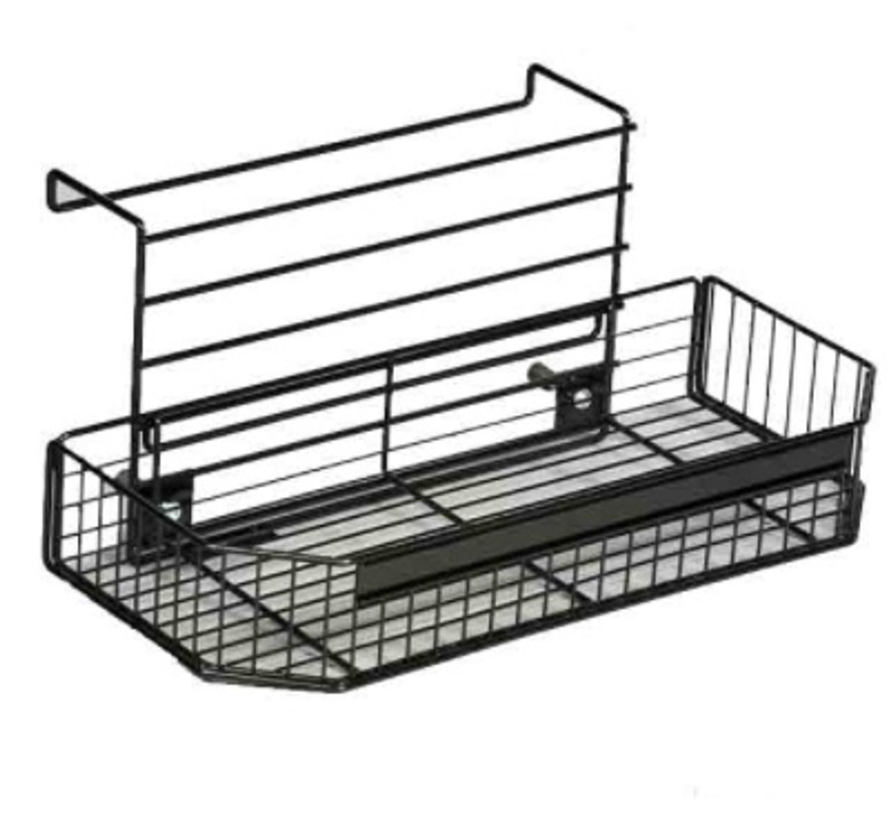 Cooler mount basket - empty